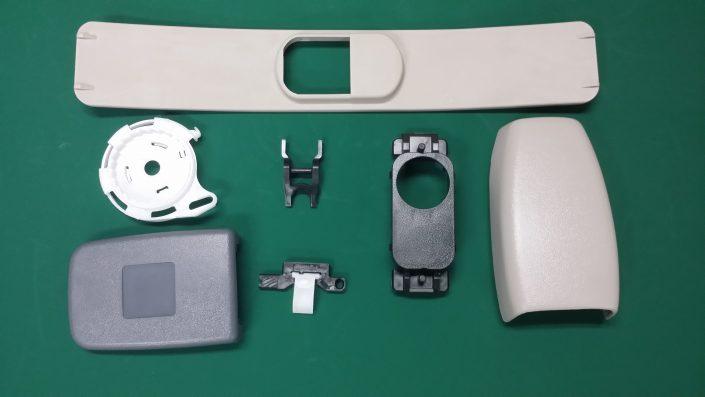 Seat Belt Parts